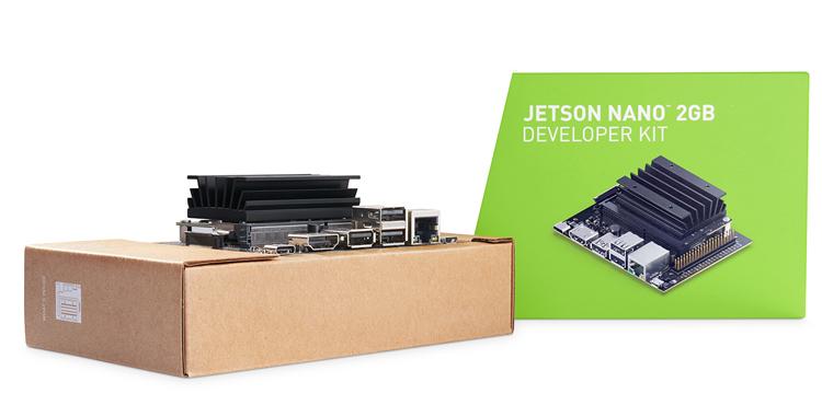 "NVIDIA представила Jetson Nano 2GB — систему для ИИ-разработчиков на графическом ускорителе Maxwell стоимостью $59"""