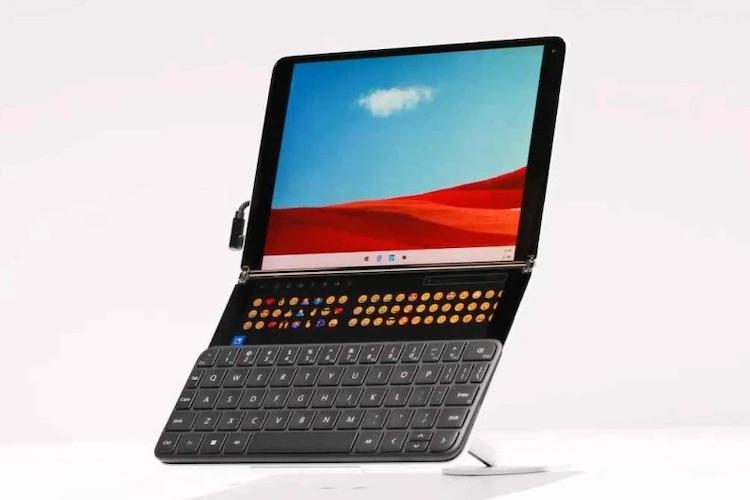 Microsoft передумала выпускать ноутбук Surface Neo с двумя экранами в ближайшем будущем