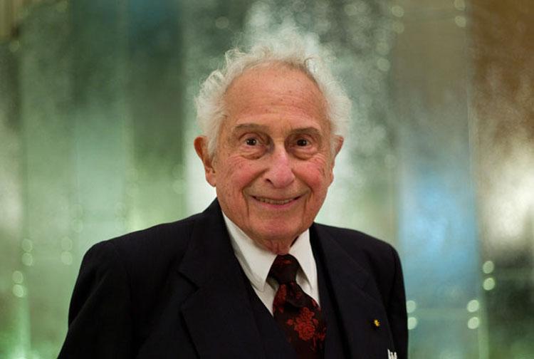 Изобретатель PCM-перехода Стэнфорд Овшинский (24.11.1922 — 17.10.2012)