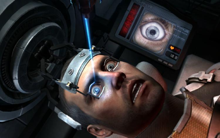 «Я едва мог смотреть»: режиссёр Dead Space 2 рассказал о создании сцены с протыканием глаза