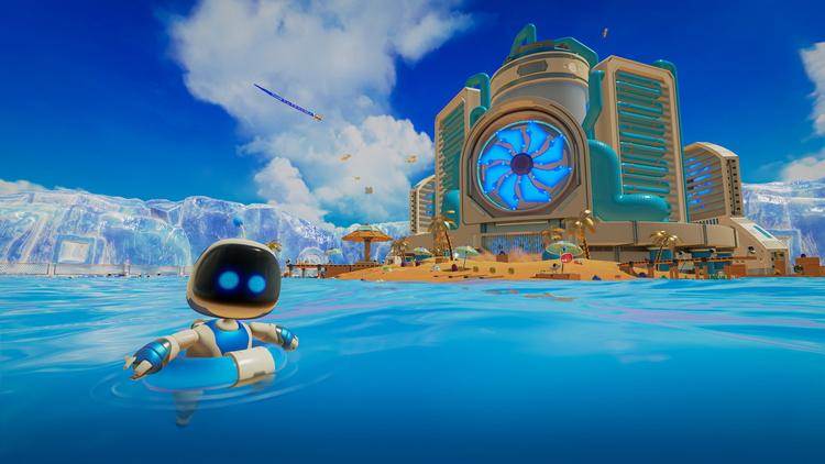 Автор Astro's Playroom рассказал о предустановленном на PS5 экшен-платформере