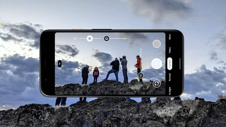 Приложение «Камера» в Android Go получило поддержку ночного режима, ожидается внедрение HDR