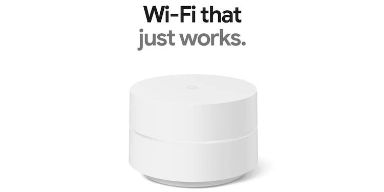 "«Wi-Fi, который просто работает»: представлен обновлённый маршрутизатор Google WiFi за $99"""