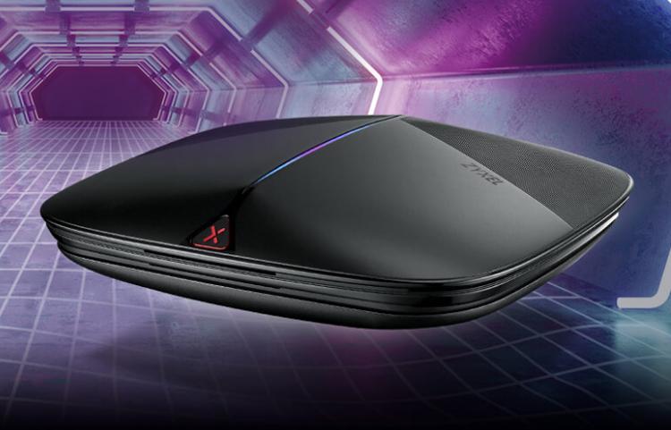 "Маршрутизатор Zyxel Armor G5 стандарта Wi-Fi 6 оснащён портом 10G Ethernet"""