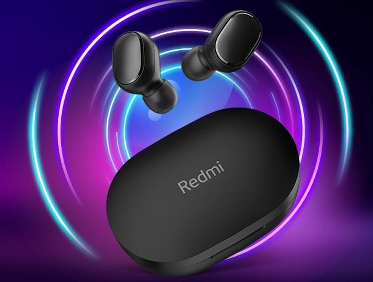Xiaomi представила полностью беспроводные наушники Redmi EarBuds 2C по цене $20