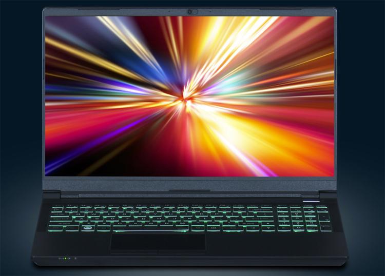 Linux-ноутбук Kubuntu Focus M2 способен выводить изображение на три внешних монитора