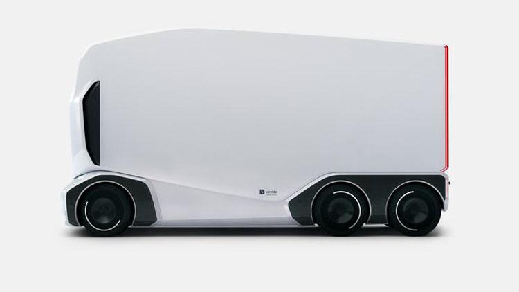 Шведский стартап Einride представил автономный электрогрузовик без кабины водителя