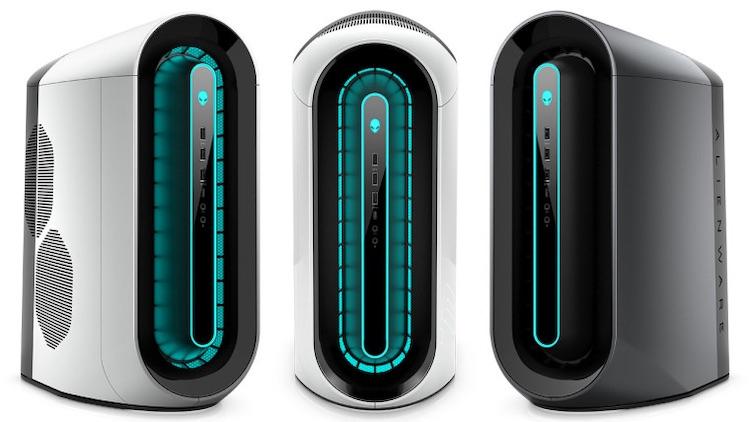 Dell наделила игровые компьютеры Alienware Aurora графикой NVIDIA GeForce RTX 30-й серии