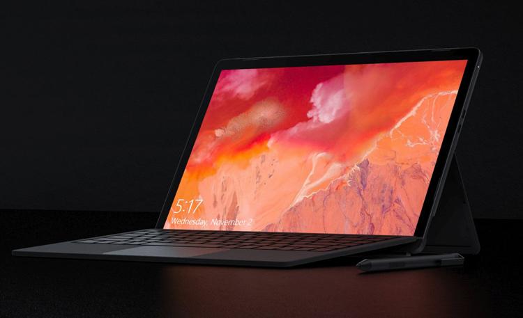 """Большой планшет Eve V Gen 2 оснащён процессором Intel Tiger Lake"""""""