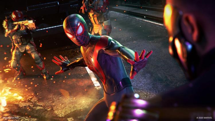 "Marvel's Spider-Man: Miles Morales отправилась на золото — разработка завершена"""