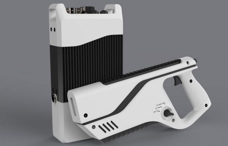 Комплект системы глушения в «имперской» раскраске (Drone Defense)