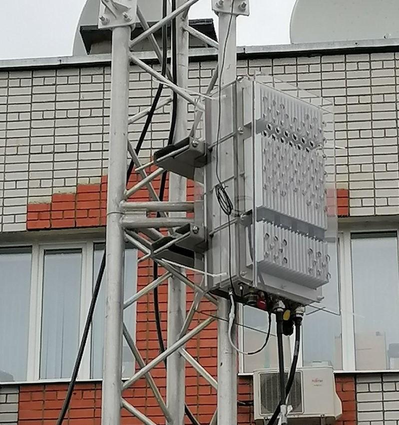 Базовая станция семейства RBS-100