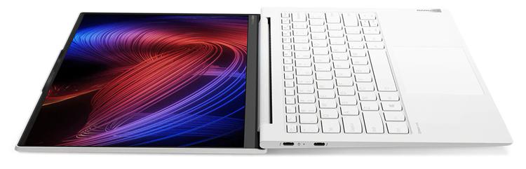 Ноутбук Lenovo Yoga Slim 7i Carbon оборудован экраном QHD и чипом Intel Tiger Lake