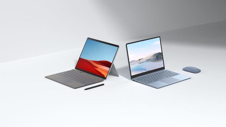 Microsoft Surface Pro X и Surface Laptop Go поступают в продажу с сегодняшнего дня