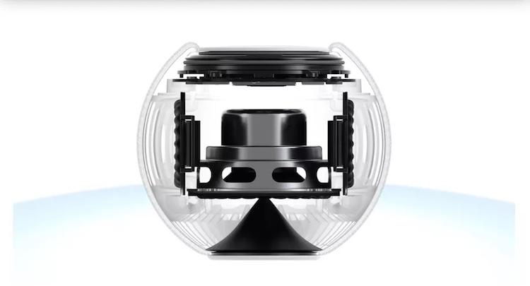 Apple представила компактную смарт-колонку HomePod mini за $99