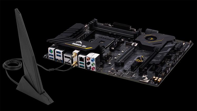 """Плата ASUS TUF Gaming X570-Pro (Wi-Fi) для процессоров Ryzen поддерживает память DDR4-5100"""""""