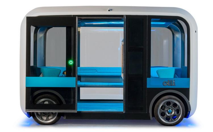Полностью беспилотный электробус Olli 2.0 протестируют на улицах Торонто