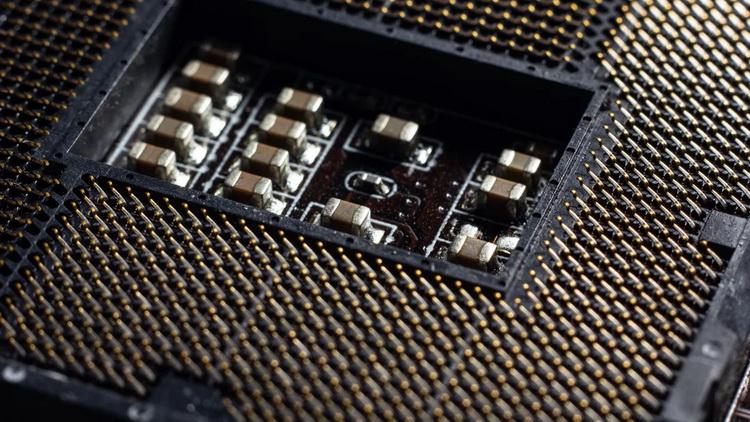 """Intel Core 12-го поколения Alder Lake-S впервые показался на фотографии"""""""