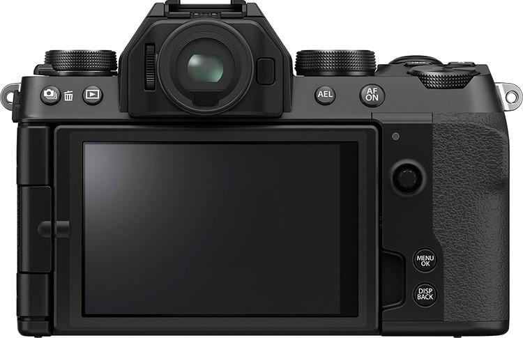 Fujifilm представила недорогую беззеркалку X-S10 с продвинутой стабилизацией