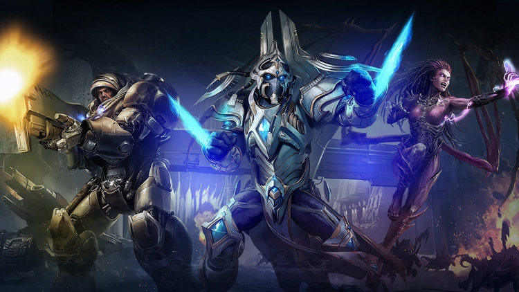 Blizzard объявила о прекращении поддержки StarCraft II