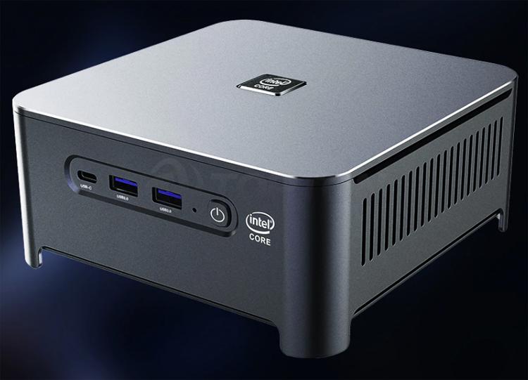 """Неттоп TOPTON комплектуется восьмиядерным процессором Intel с частотой до 5,3 ГГц"""""""