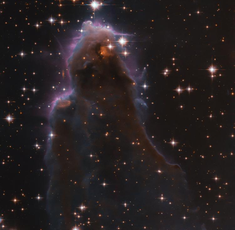 """Фото дня: зловещие звёздные ясли"""""""