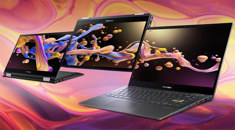 """Дискретная графика Intel неожиданно дебютировала в ноутбуке ASUSVivoBook Flip 14"""""""