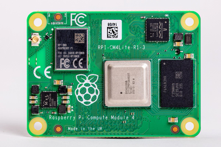 "Представлен одноплатный компьютер Raspberry Pi Compute Module 4 по цене от $25"""