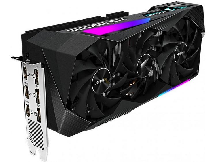 Gigabyte GeForce RTX 3070 Aorus Master