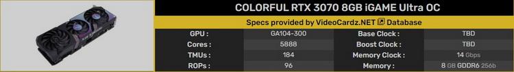 Представлены неэталонные версии GeForce RTX 3070. Большинство с огромными системами охлаждения