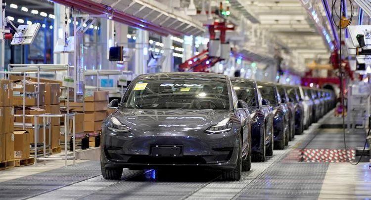 """Китайские Tesla Model 3 скоро начнут поставляться в Европу"""""""