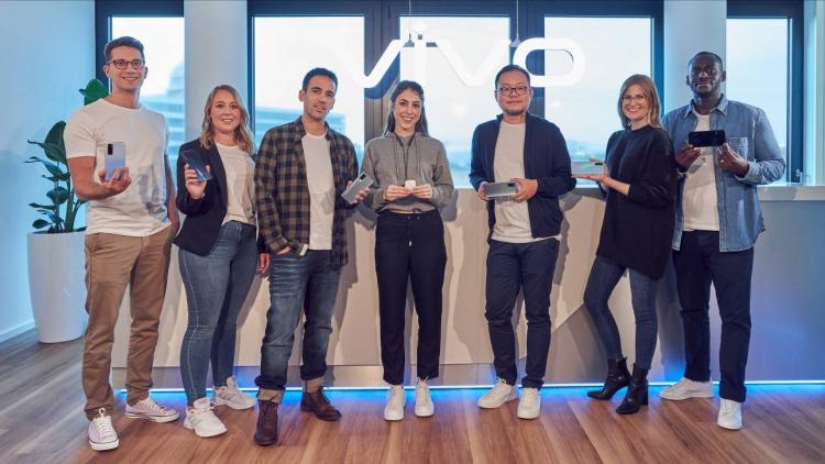 Производитель мобильных устройств vivo объявил о выходе на европейский рынок