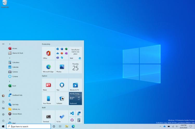"""Microsoft начала развёртывание Windows 10 October 2020 Update для всех пользователей"""""""