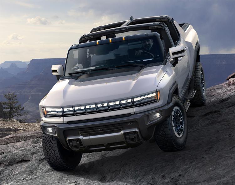 Hummer возвращается: электрический пикап мощностью 1000 «лошадей» с запасом хода более 550 км