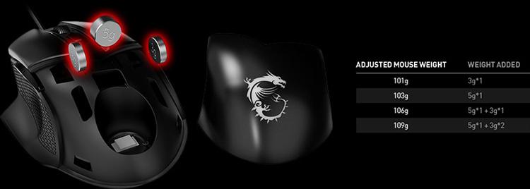 """Клавиатура MSI Vigor GK20 и мышь Clutch GM20 Elite с подсветкой адресованы любителям игр"""""""