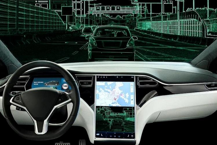 """Полный автопилот Tesla подорожает на $2000 с понедельника"""""""