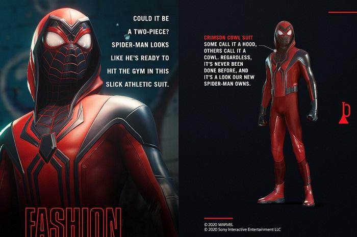 «Будто готов к походу в спортзал»: Insomniac показала ещё один альтернативный костюм из Marvel's Spider-Man: Miles Morales