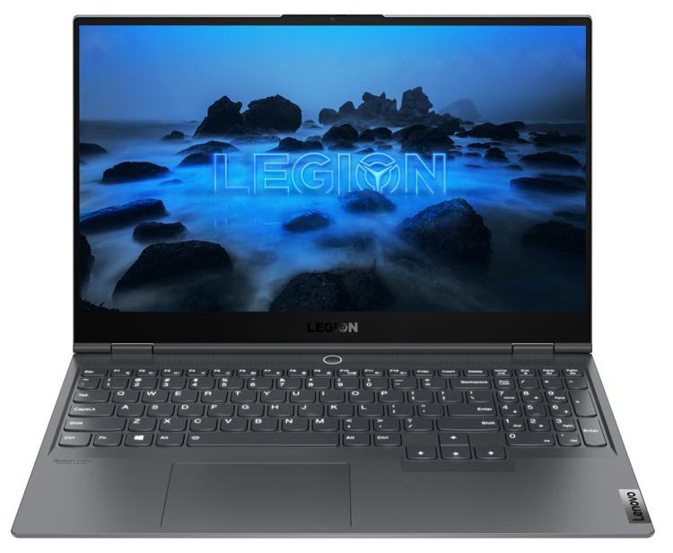 """Игровой ноутбук Lenovo Legion Slim 7 комплектуется процессором AMD Ryzen 9 4900H"""""""