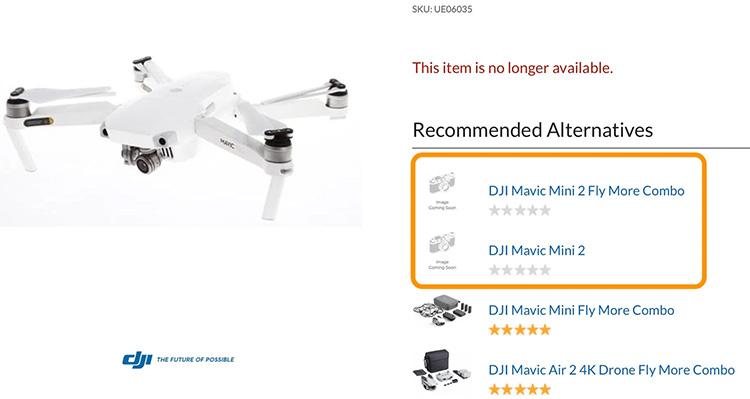 "DJI скоро выпустит Mavic Mini 2 —компактный дрон с камерой 4K"""