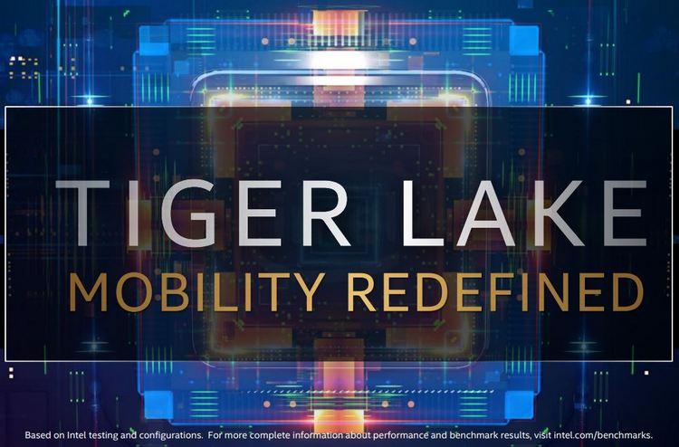 "Intel в два раза расширила ассортимент ноутбуков на 10-нм процессорах Tiger Lake"""