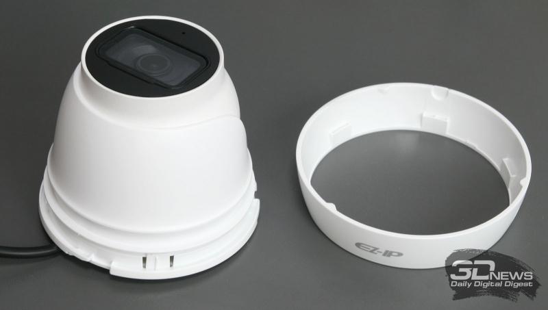 Съёмное монтажное кольцо