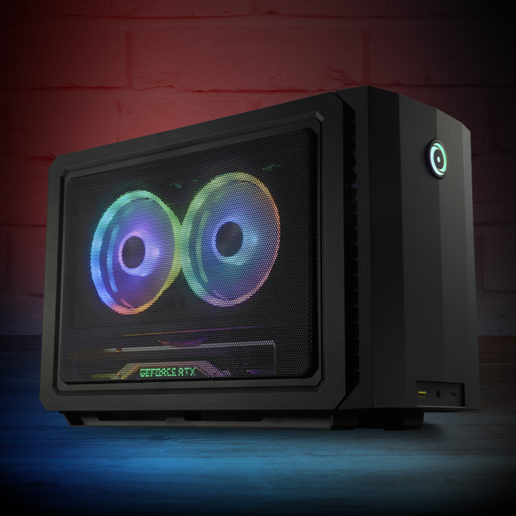 """Corsair представила компактный игровой десктоп Origin PC Chronos с видеокартой GeForce RTX 3090"""""""