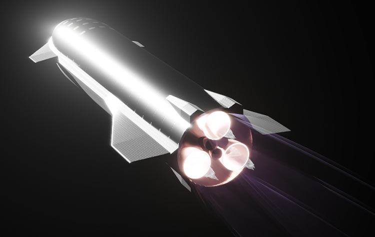 """SpaceX готова применить Starlink для Интернета на Марсе и Starship для уборки космического мусора"""""""