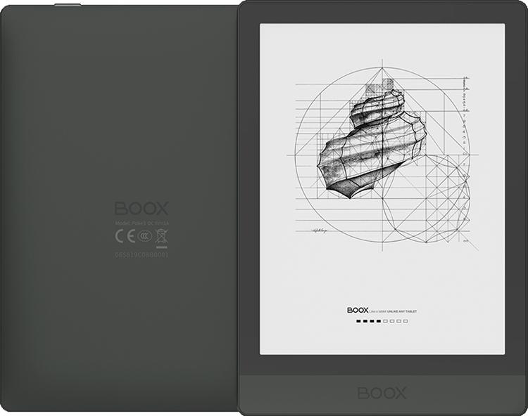 """Ридер Onyx Boox Poke3 на базе Android 10 оснащён чипом Snapdragon 636 и портом USB Type-C"""""""