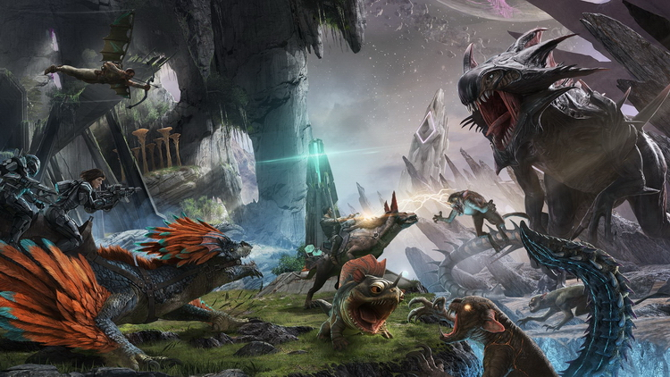 Ark Survival Evolved: Aberration
