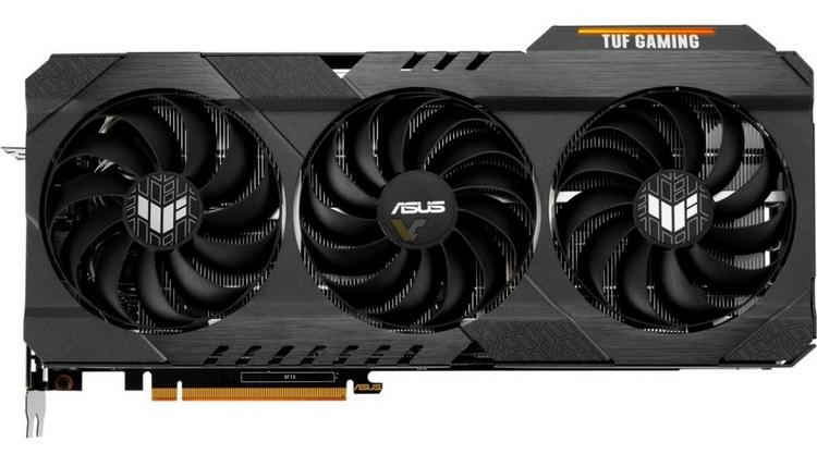 ASUS Radeon RX 6800/XT TUF Gaming