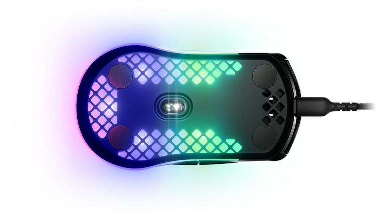 """SteelSeries выпустила игровые мыши Aerox 3 с защитой от пыли и влаги"""""""