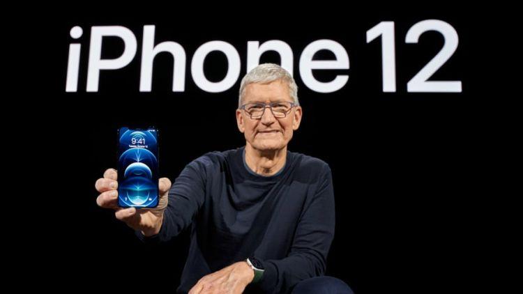 """Квартальный отчёт: выручка Apple от реализации iPhone упала на 21 %"""""""