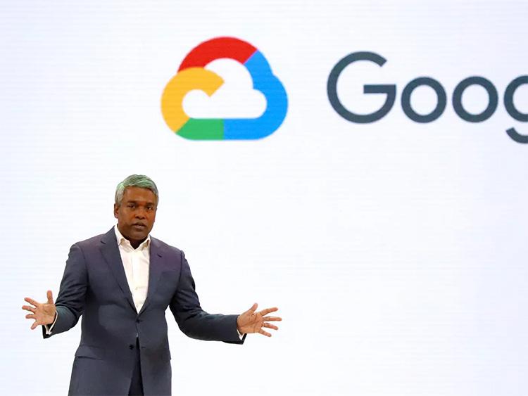 Глава Google Cloud Томас Куриан (Getty Images)