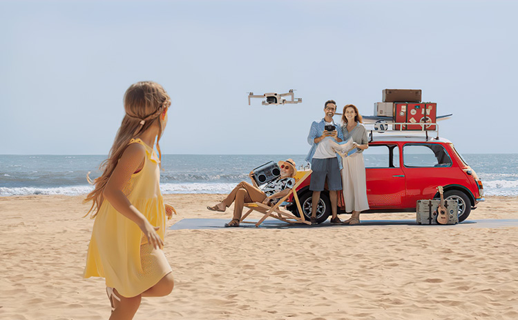 """DJI Mini 2 выйдет 4 ноября: подробности о сверхлёгком дроне с поддержкой 4K"""""""